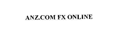 ANZ.COM FX ONLINE