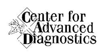 CENTER FOR ADVANCED DIAGNOSTICS