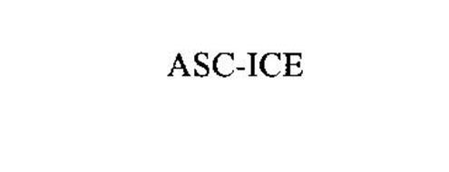 ASC-ICE
