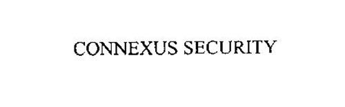 CONNEXUS SECURITY