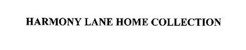 HARMONY LANE HOME COLLECTION