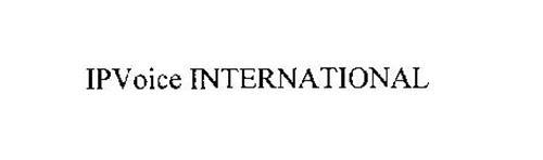 IPVOICE INTERNATIONAL
