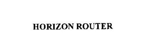 HORIZON ROUTER