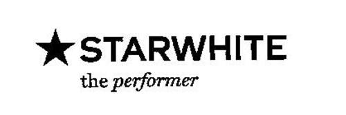 STARWHITE THE PERFORMER