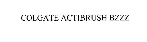 COLGATE ACTIBRUSH BZZZ