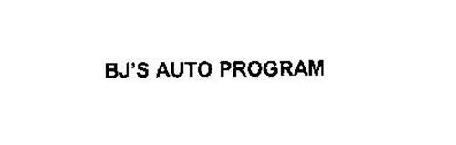 BJ'S AUTO PROGRAM