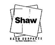 H SHAW HARD SURFACES BY SHAW INDUSTRIES, INC.
