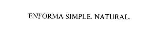 ENFORMA SIMPLE. NATURAL.