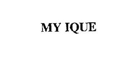 MY IQUE