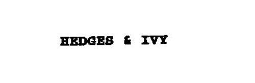 HEDGES & IVY