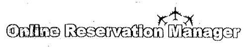 ONLINE RESERVATION MANAGER
