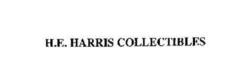 H.E. HARRIS COLLECTIBLES