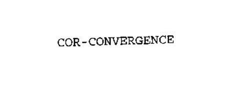 COR-CONVERGENCE