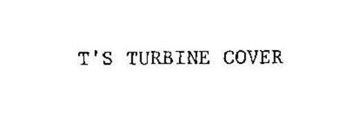 TS TURBINE COVER