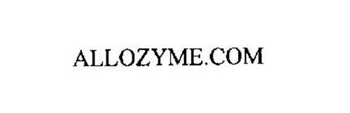 ALLOZYME.COM