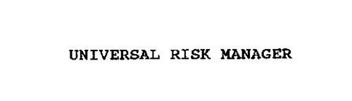 UNIVERSAL RISK MANAGER