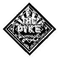 THE PIKE BREWING SEATTLE CO MALT WATER YEAST HOPS