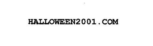 HALLOWEEN2001.COM