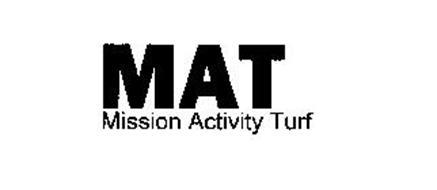 MAT MISSION ACTIVITY TURF