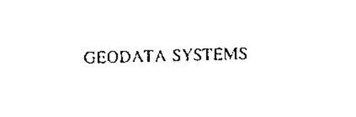 GEODATA SYSTEMS