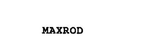 MAXROD