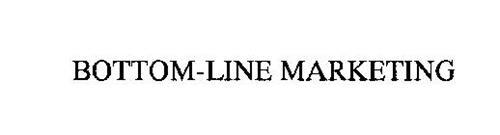 BOTTOM-LINE MARKETING