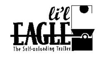 LIL EAGLE THE SELF-UNLOADING TRAILER