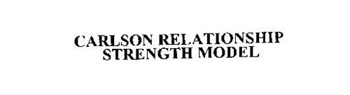 CARLSON RELATIONSHIP STRENGTH MODEL