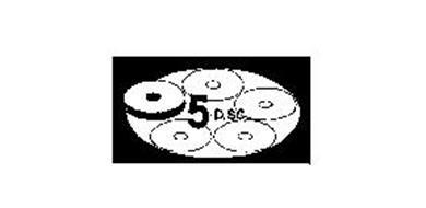FIVE DISC DESIGN