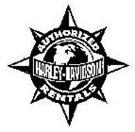 HARLEY-DAVIDSON AUTHORIZED RENTALS