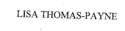LISA THOMAS-PAYNE