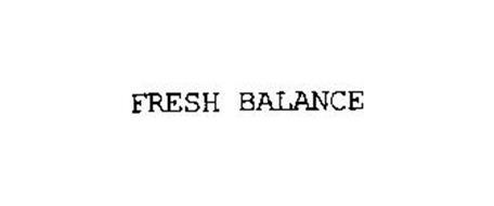 FRESH BALANCE