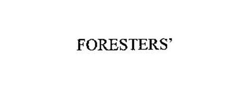 FORESTERS'
