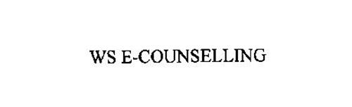 WS E-COUNSELLING