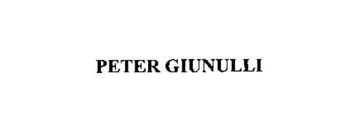 PETER GIUNULLI