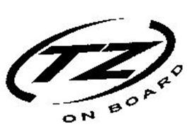 TZ ON BOARD
