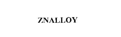 ZNALLOY