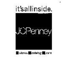 IT'SALLINSIDE JCPENNEY