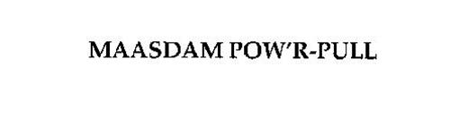 MAASDAM POW'R-PULL
