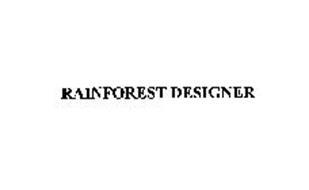 RAINFOREST DESIGNER