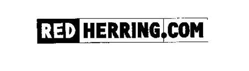 REDHERRING.COM & DESIGN
