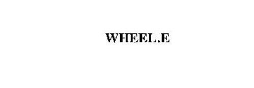 WHEEL.E