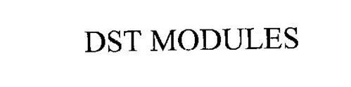 DST MODULES