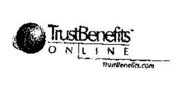 TRUSTBENEFITS ONLINE TRUST BENEFITS.COM