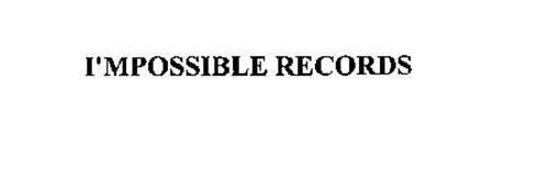 I'MPOSSIBLE RECORDS