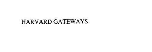 HARVARD GATEWAYS