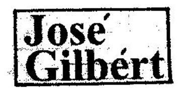 JOSE' GILBE'RT