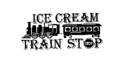 ICE CREAM TRAIN STOP