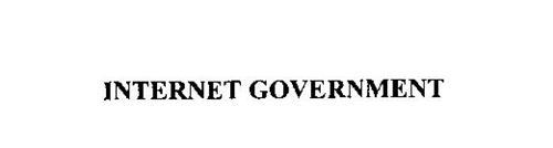 INTERNET GOVERNMENT