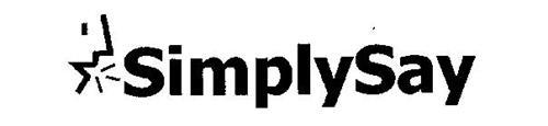 SIMPLYSAY